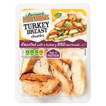 Bernard Matthews Farms Hickory BBQ Turkey Breast Chunks