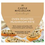 Castle MacLellan Oven Roasted Mushroom Pâté with Garlic & Thyme