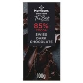 Morrisons The Best 85% Cocoa Dark Chocolate