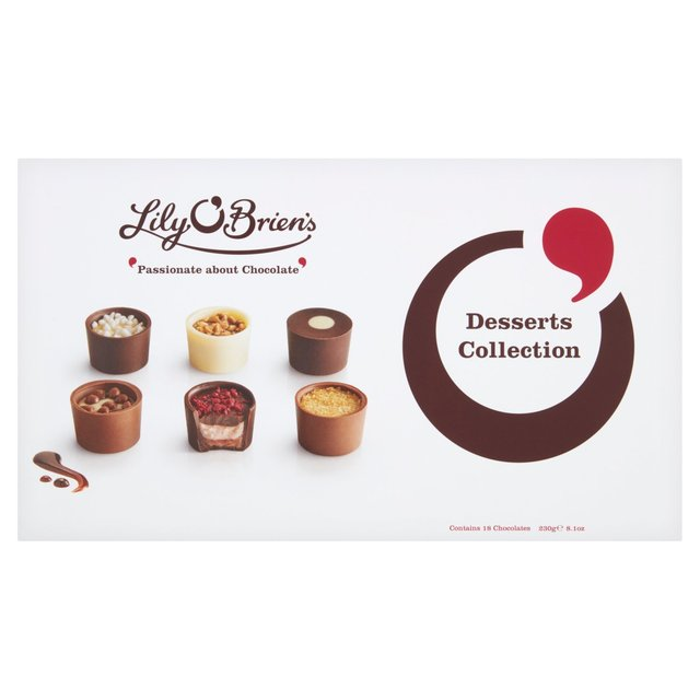 Lily O'Brien's Desserts Collection 230g