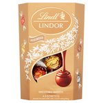 Lindt Lindor Assorted Chocolate Cornet Truffles