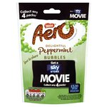 Aero Mint Bubbles Chocolate Sharing Bag
