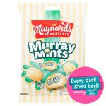 Maynards Bassetts Murray Mints Sweets Bag