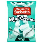 Maynards Bassetts Mint Creams Sweets Bag