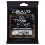 Jakemans Throat & Chest Soothing Menthol Sweets