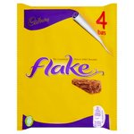 Cadbury Flake Chocolate Bar 4 pack