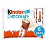 Kinder Maxi Bar Multipack