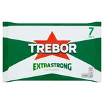 Trebor Peppermint Mints Roll 7 Pack