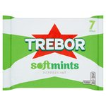 Trebor Softmint Peppermint  Mints Roll
