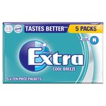 Wrigley's Extra Cool Breeze Multipack