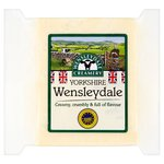 Real Yorkshire Wensleydale Cheese