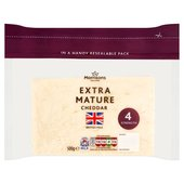 Morrisons Extra Mature Cheddar