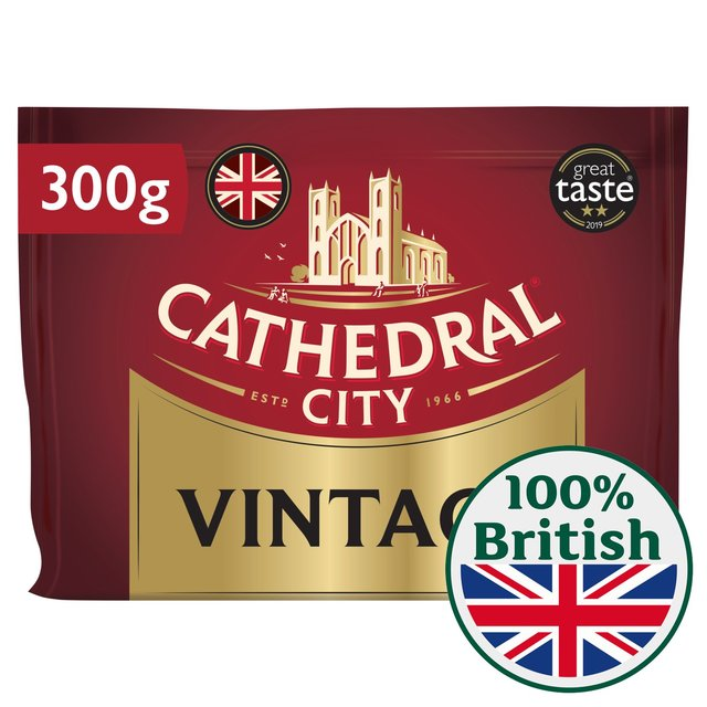 Cathedral City Vintage Cheese