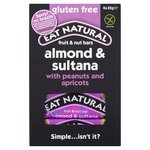 Eat Natural Brazils, Sultanas & Almonds