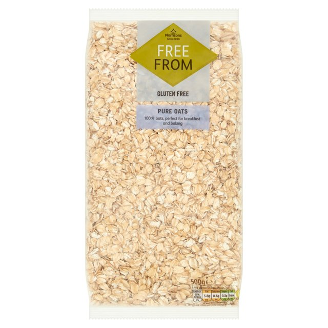 Morrisons Free From Pure Oats