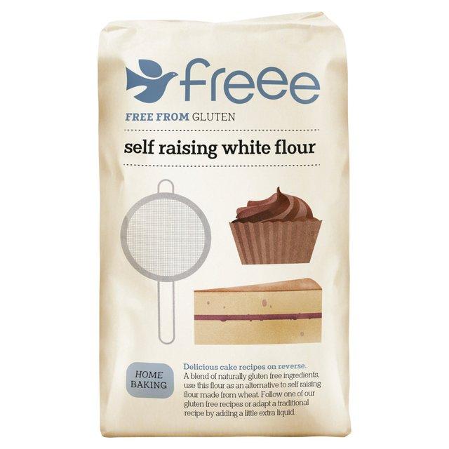 Doves Farm Gluten Free Self-Raising White Flour