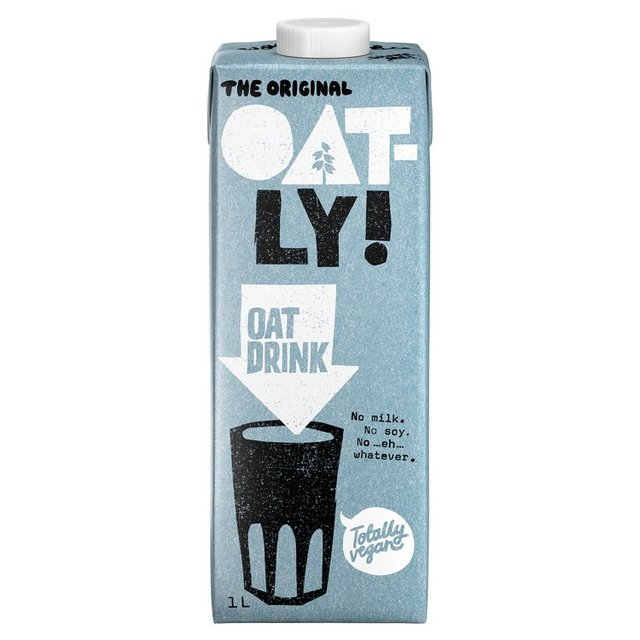Oatly Long Life Original Oat Milk Alternative
