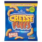 Morrisons Cheese Puffs