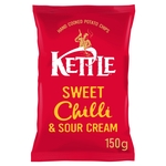 Kettle Chips Sweet Chilli & Sour Cream Crisps