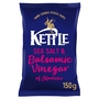 Kettle Chips Sea Salt & Balsamic Vinegar of Modena Crisps