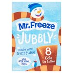 Jubbly Cola Ice Lollies