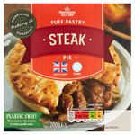 Morrisons Puff Pastry Steak Pie