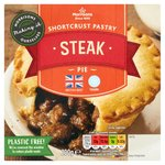 Morrisons Shortcrust Steak Pie