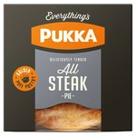 Pukka All Steak Pie