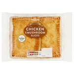 Morrisons Chicken & Mushroom Slices