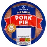 Morrisons Medium Pork Pie