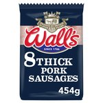 Wall's Thick Pork Sausages