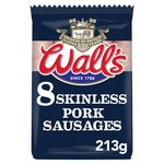 Wall's Skinless Pork Sausages