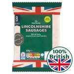 Morrisons Butcher's Style Thick Lincolnshire Sausages