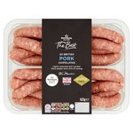 Morrisons The Best 20 Pork Chipolatas