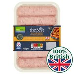 Morrisons The Best Thick Old English Sausages