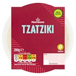 Morrisons Greek Style Tzatziki