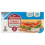 Mattessons Original Turkey Rashers
