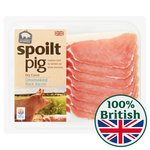 Spoiltpig Unsmoked Dry Cured Back Bacon Rashers