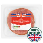 Morrisons Smoked Gammon Steaks