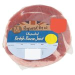 Morrisons Unsmoked Bacon Joint