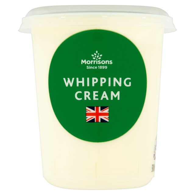 Morrisons Whipping Cream Morrisons