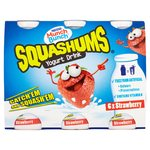 Munch Bunch Squashums Strawberry Drinks +