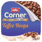 Muller Corner Toffee Yoghurt With Chocolate Hoops