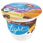 Muller Light Orange Yogurt with Dark Chocolate Sprinkles