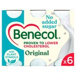 Benecol Original No Added Sugar Yogurt Drink