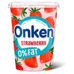 Onken Fat Free Strawberry Yogurt