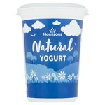 Morrisons Natural Yogurt