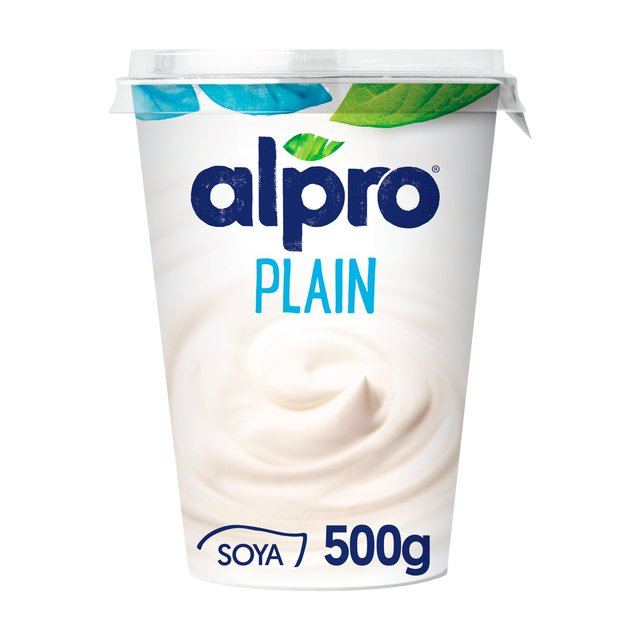 Alpro Simply Plain Soya Yogurt Alternative