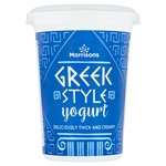 Morrisons Greek Style Yogurt