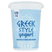 Morrisons Low Fat Greek Style Yogurt